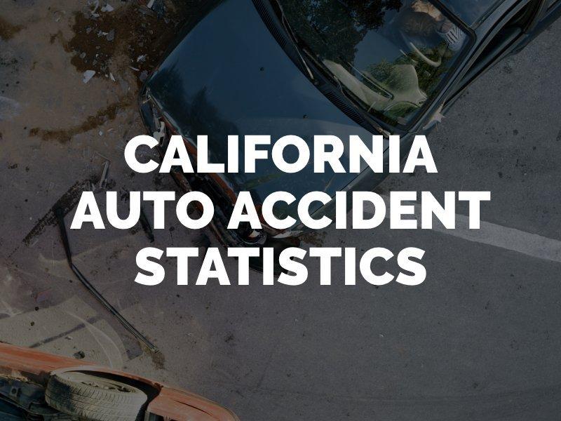 California Car Accident Statistics