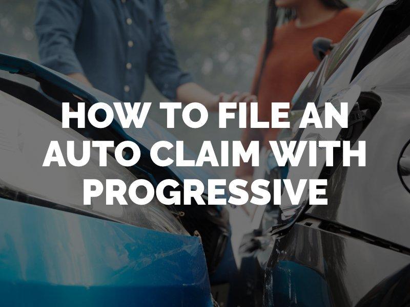 Progressive Auto Claims