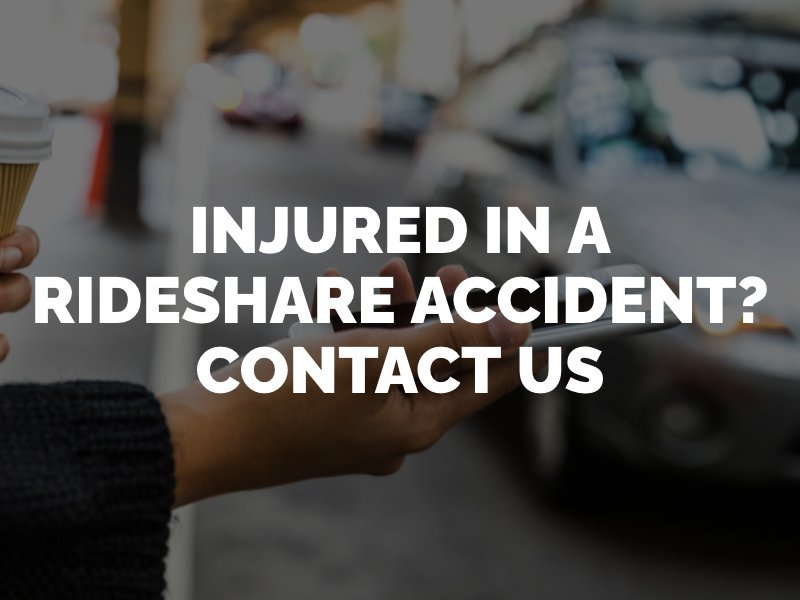 Uber Accident Lawyer Los Angeles